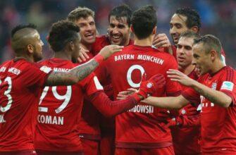 Бавария - Арминия. Прогноз на матч 15.02.2021
