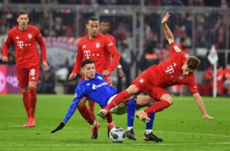 Бавария - Шальке. Прогноз на матч 18.09.2020