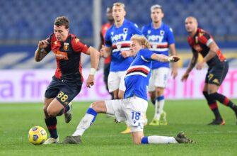 Торино – Сампдория. Прогноз на матч 30.11.2020