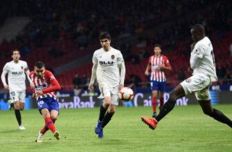 Атлетико – Валенсия. Прогноз на матч 24.01.2021