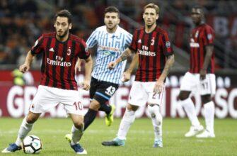 СПАЛ - Милан. Прогноз на матч 01.07.2020