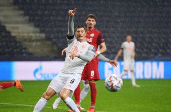 Бавария – Зальцбург. Прогноз на матч 25.11.2020