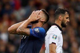 Албания - Франция. Прогноз на матч 17.11.2019