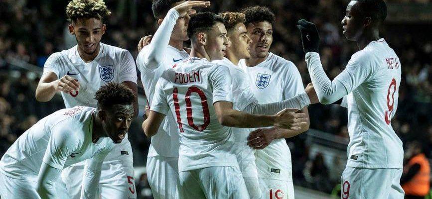 Англия - Черногория. Прогноз на матч 14.11.2019
