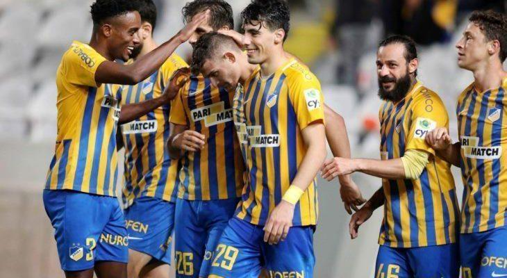 АПОЭЛ - Карабах. Прогноз на матч 06.08.2019