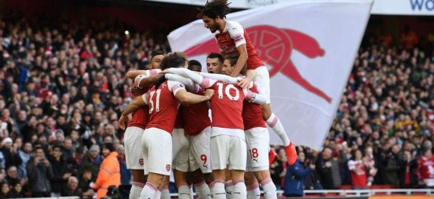 Арсенал - Брайтон. Прогноз на матч 05.12.2019