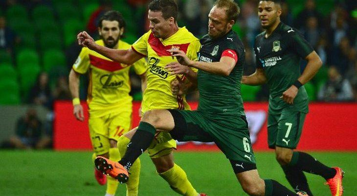 Краснодар - Арсенал Тула. Прогноз на матч 29.09.2019