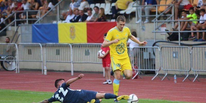 Астана – Санта-Колома. Прогноз на матч 01.08.2019