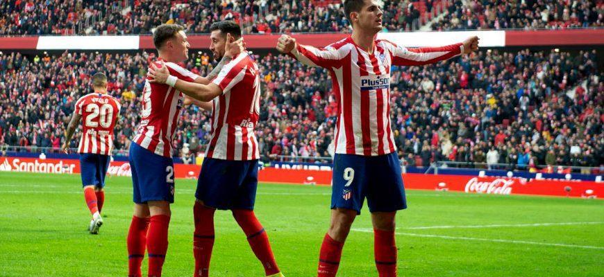 Атлетико - Гранада. прогноз на матч 08.02.2020