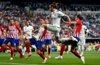 Атлетико - Реал. Прогноз на матч 28.09.2019