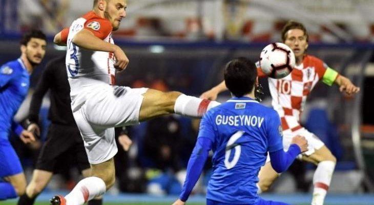 Азербайджан - Хорватия. Прогноз на матч 09.09.2019