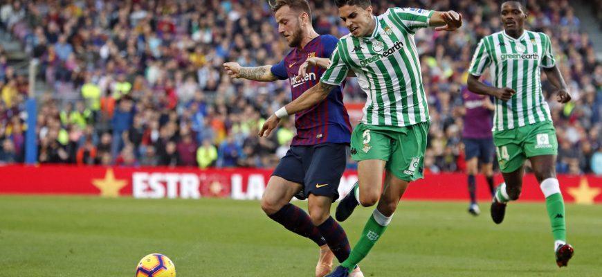 Барселона - Бетис. Прогноз на матч 25.08.2019