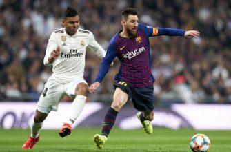Барселона - Реал. Прогноз на матч 18.12.2019