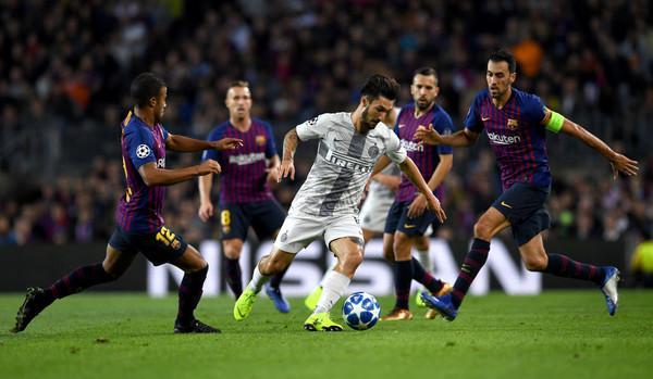 Барселона - Интер. Прогноз на матч 02.10.2019