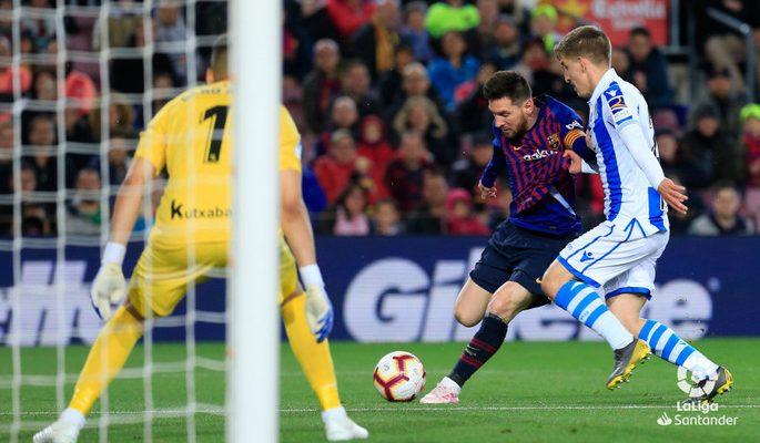 Барселона - Реал Сосьедад. Прогноз на 07.03.2020