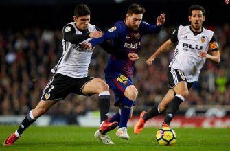 Барселона - Валенсия. Прогноз на матч 14.09.2019