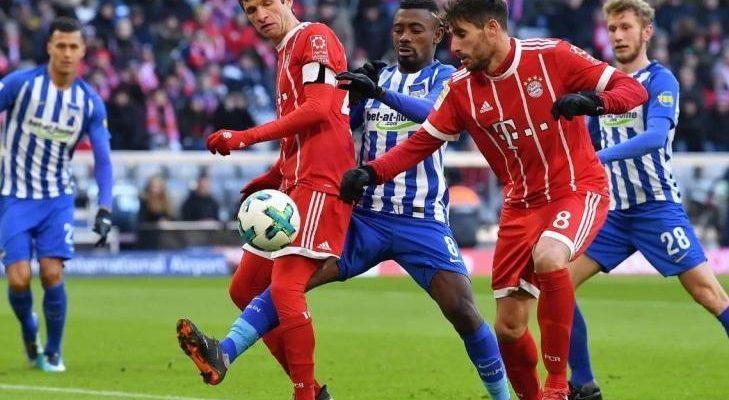 Бавария - Герта. Прогноз на матч 16.08.2019
