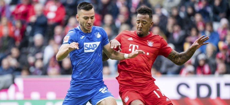 Бавария - Хоффенхайм. Прогноз на матч 05.02.2020