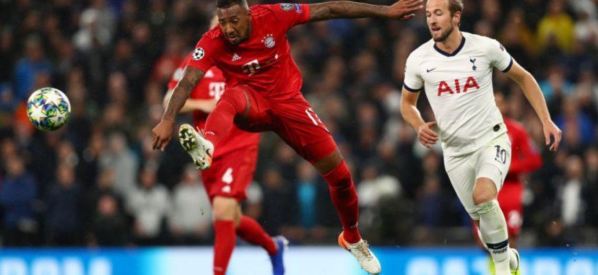 Бавария - Тоттенхэм. Прогноз на матч 11.12.2019
