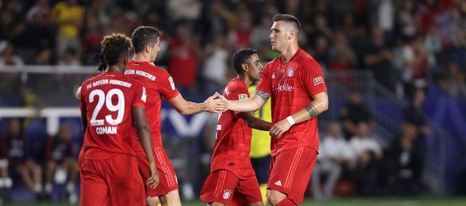 Бавария – Милан. Прогноз на матч 24.07.2019