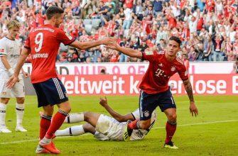 Бавария - Байер. Прогноз на матч 30.11.2019