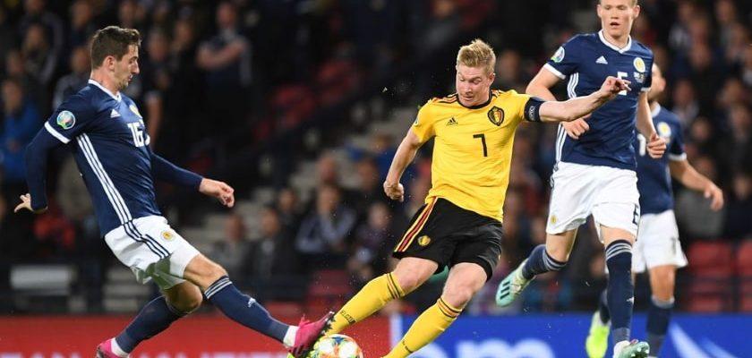 Бельгия - Кипр. Прогноз на матч 19.11.2019