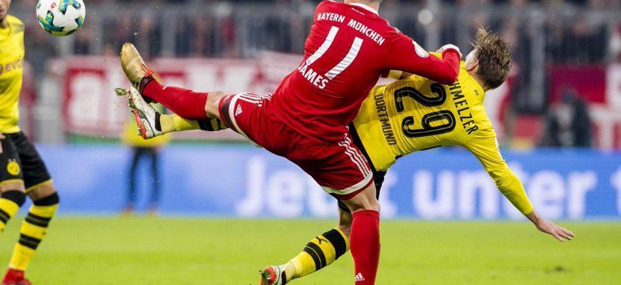 Боруссия Дортмунд - Бавария. Прогноз на Суперкубок Германии 03.08.2019