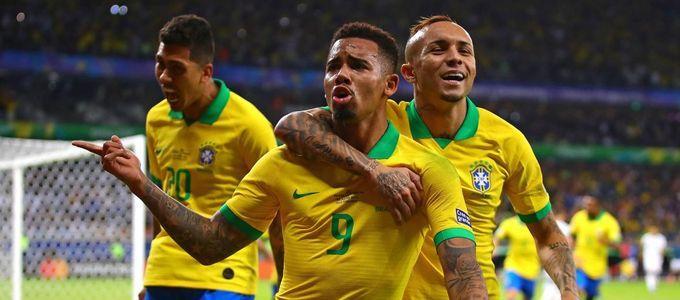 Бразилия – Перу. Бесплатный прогноз на матч 07.07.2019