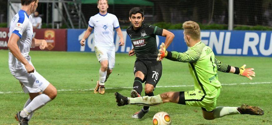 Чертаново - Краснодар-2. Прогноз на матч 14.08.2019