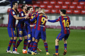 Корнелья - Барселона. Прогноз на матч 21.01.2021