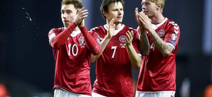 Дания - Гибралтар. Прогноз на матч 15.11.2019