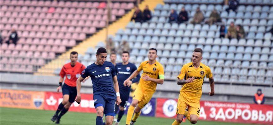 Днепр-1 - Мариуполь. Прогноз на матч 14.03.2020