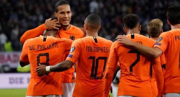 Эстония - Нидерланды. Прогноз на матч 09.09.2019