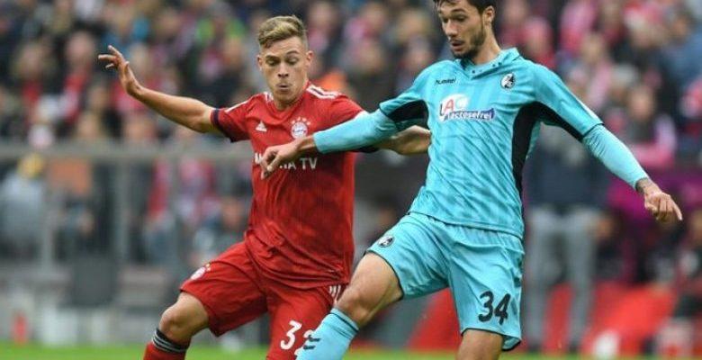 Комментарии на футбол фрайбург бавария