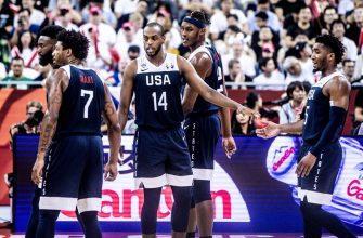 США - Франция. Прогноз на матч 11.09.2019