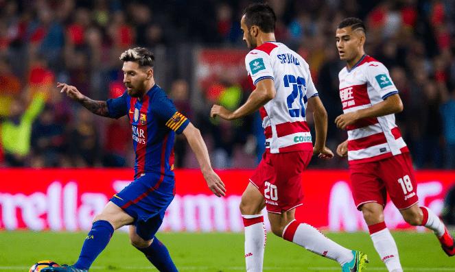 Гранада - Барселона. Прогноз на матч 21.09.2019