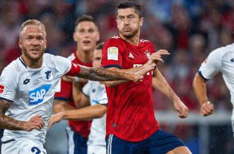 Хоффенхайм - Бавария. Прогноз на матч 29.02.2020