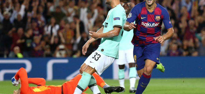 Интер - Барселона. Прогноз на матч 10.12.2019
