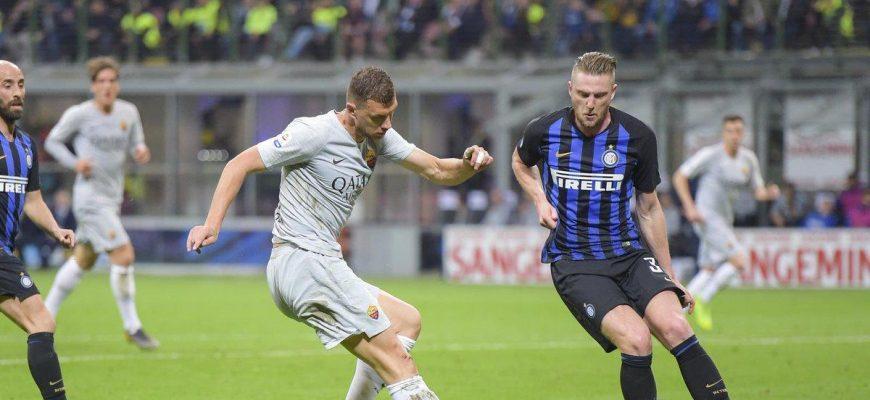 Интер - Рома. Прогноз на матч 06.12.2019