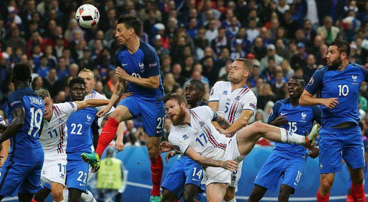 Исландия - Франция. Прогноз на матч 11.10.2019