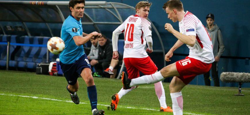 Лейпциг - Зенит. Прогноз на матч 23.10.2019