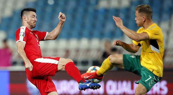Литва - Сербия. Прогноз на матч 14.10.2019