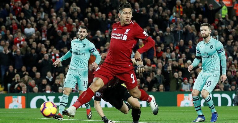 Ливерпуль - Арсенал. Прогноз на матч 24.08.2019