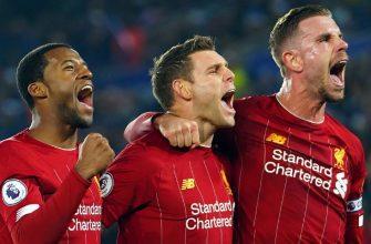 Ливерпуль - Манчестер Ю. Прогноз на матч 19.01.2020