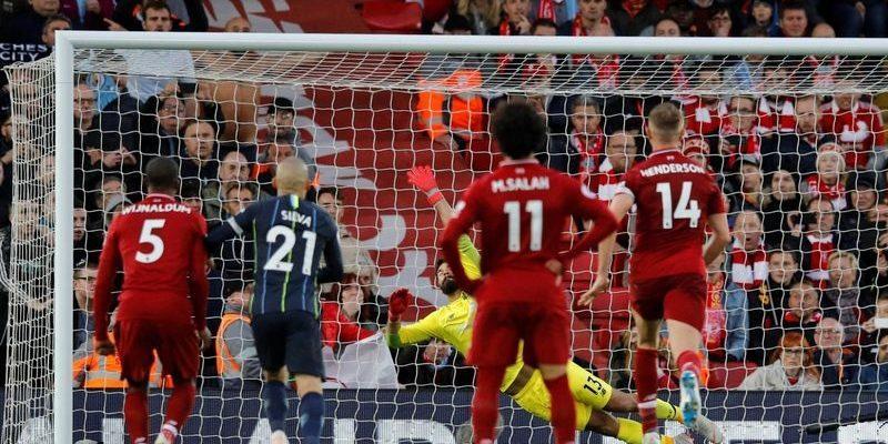 Манчестер Сити – Ливерпуль. Прогноз на матч 03.01.2019
