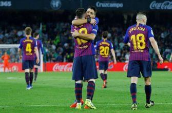 Вильярреал – Барселона. Прогноз на матч 02.04.2019