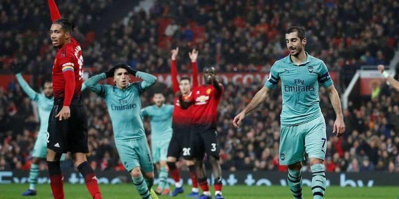 Арсенал – Манчестер Юнайтед. Прогноз на матч 25.01.2019