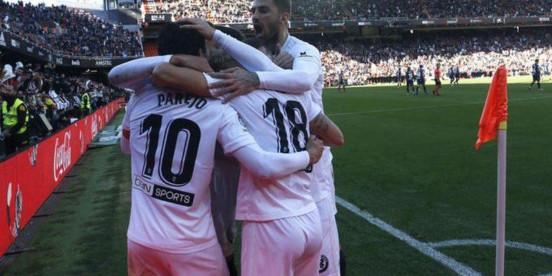 Алавес – Валенсия. Прогноз на матч 05.01.2019