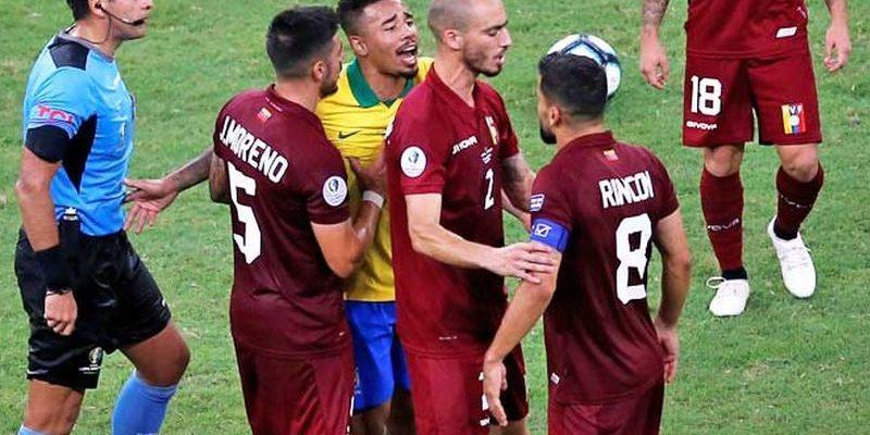 Боливия – Венесуэла. Прогноз на матч 22.06.2019
