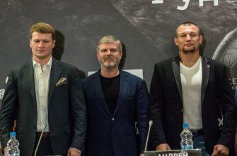 Александр Поветкин – Андрей Руденко. Бесплатный прогноз на бой 01.07.2017